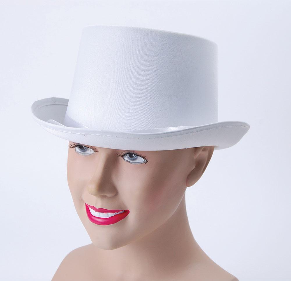 19e0a5865d494 White Top Hat