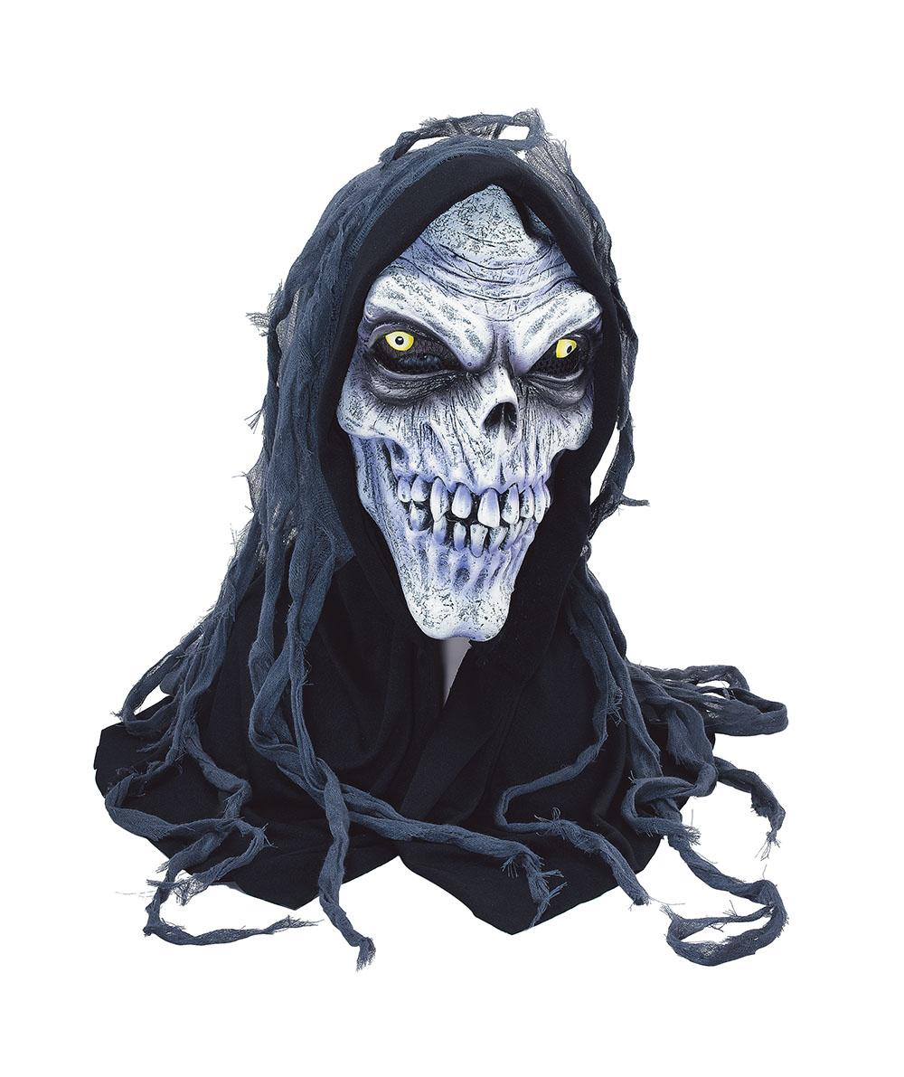 Halloween Masks Uk.Corpse Half Mask