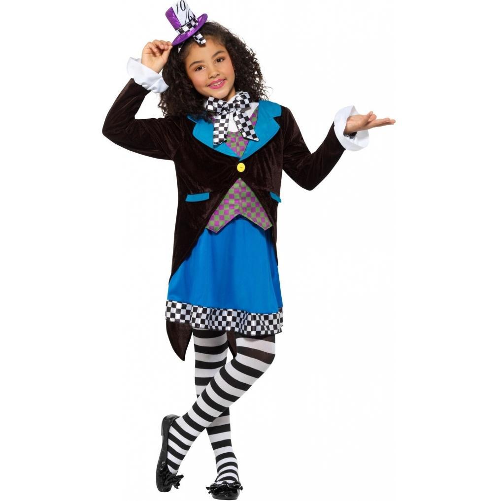2d48205221992 Little Miss Hatter Costume